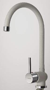 Dřezová baterie Alveus ARC 110 - White