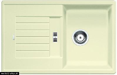 Dřez Blanco Zia 45 S - jasmín
