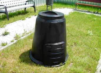 TRIPLAST Kompostér 220L